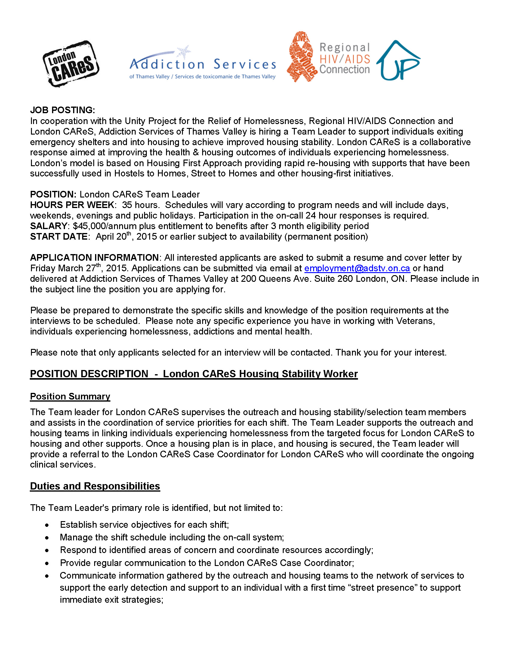 Job Posting London CAReS Team Leader_Page_1